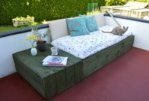 Pallet Magic / Surprising what you can create with some pallets and paint