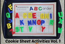 Table Tasks Preschool ideas / by Bright Start Academy