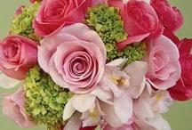 Bridal  & Brides Maids' Bouquets
