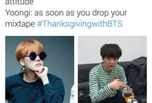 Thanksgiving kpop