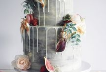 Drip cakes / Cakes that drip beauty