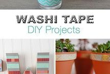 washi tapes ideas