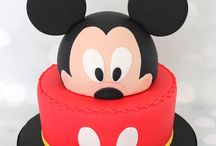 Gâteaux Mickey et ses amis - Mickey Mouse and friends cakes / Gâteaux Mickey et ses amis - Mickey Mouse and friends cakes - Cake Design