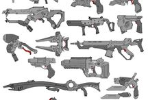 WEAPONERY & GADGETS