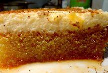 Traditional Midle East and Greek Desserts - Παραδοσιακά ανατολίτικα και Ελληνικά γλυκά