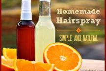 Hairspray DIY