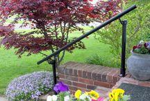porch/deck railings / by Gayle Schmitt