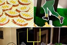 Super Bowl party ideas recipes