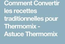 Convertiseur thermomix