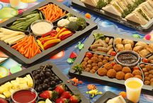 Party buffet ideas