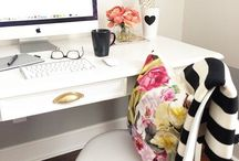 Home Office Love / Workspace inspiration <3