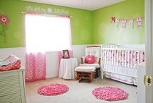 {Cute Nurseries.} / I love baby nurseries!! <3 / by Karin Marie