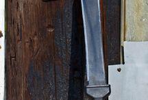 Swords/knives
