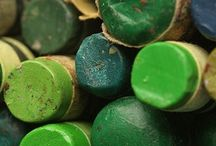 Color: Green / Green, a color which will relax you. Is a color of re-birth, a fresh start.