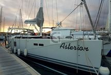 2012 Hanse 545 'ASTERON' for sale