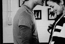 Teen Wolf; scott&alison