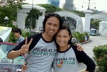positive mindset must be / healthy life style with Herbalife Nutrition