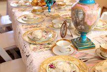 Tea parties / Tea parties