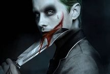 Joker Jarred Leto Art
