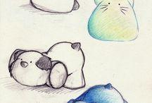 Doddle cute