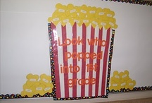 Pre-K ~ Bulletin Boards / Who doesn't need help thinking of creative ideas for preschool bulletin boards?