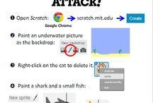 Scratch & Hopscotch