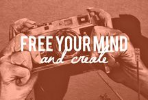 Free your Mind and Create