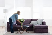 Designed to Adapt / Sactionals are the most adaptable couch in the entire world. Made of just two simple pieces, Seats and Sides, they reconfigure, change, wash, and expand like no other couch can. Sactionals are built to last and designed to adapt to your ever-changing life. / by Lovesac