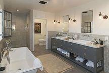 Salle de bain  / by L'aire Design
