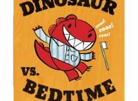Dinosaur Storytime / Books, flannel stories, songs, and rhymes all about dinosaurs!