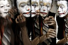 MILOUD OUKILI / clowns and other