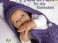 Gestrickte Sachen für Babys