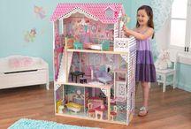 CASAS DE MUÑECAS / Casas de muñecas para jugar