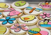 Sugar cookies from Sweetopia