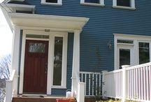 House exterior / by Carissa Stauss