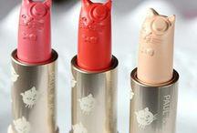 Lipsticks - Rouge à lèvre / Ma passion !