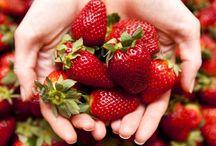 Go high on strawberries