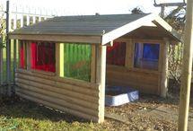 Outdoor School Shelters