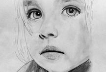 gyerek portré