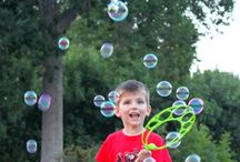 Bubble Toys / Extreme Bubbles, Inc. has bubble toys for everyone. Get outside and play! Made in the USA. / by Extreme Bubbles, Inc.