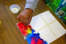 Paint recipe ( kids )