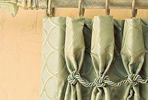 Goblet Pleat Curtains | Window Treatment Inspiration