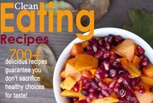 Clean eating recipes / by Beth Haferkorn