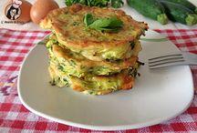 Torte salate e verdure