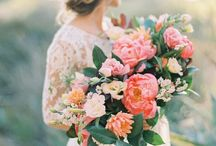 Styled Shoot Florals