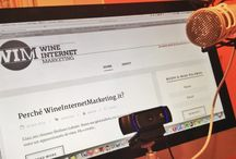 WineInternetMarketing.it/ - il mio podcast / Interviste ai protagonisti del marketing del vino che condividono la propria storia e i propri consigli per fare marketing e vendere il vino. http://wineinternetmarketing.it/