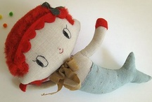 Handcrafted Dolls and Toys