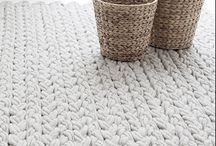 Crocheting - Rugs