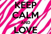 zebra my love