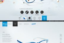 Interactions Design, Web UI Designs